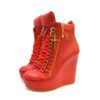 Red-sneakers-leather (YS)
