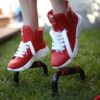 Red-Leather-Fratelli-sneakers (YS)