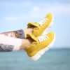 Yellow-sneakers (YS)