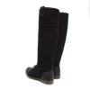 Black-suede-leather-flat-boots5 (YS)